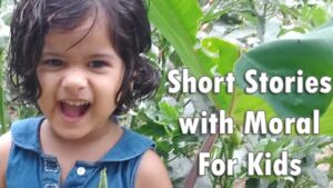 short stories with moral for kids